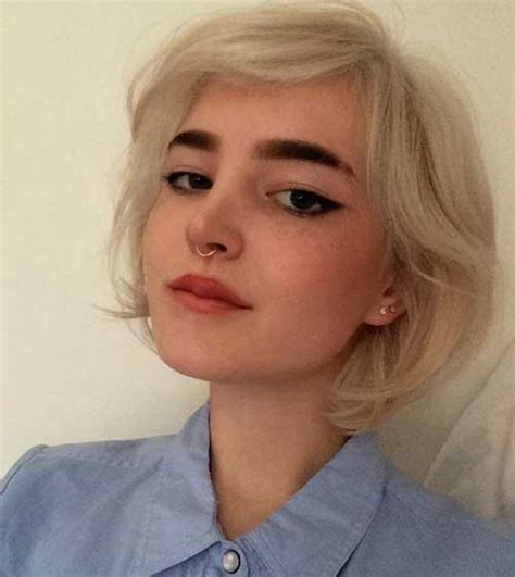 beloved short haircuts  women   faces short