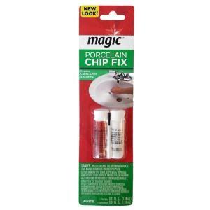 Chipped Porcelain Sink Repair by Magic Porcelain Chip Fix Repair For Tubs And Sink 3007