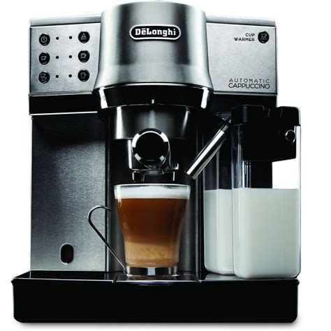 longhi espresso machine de longhi ec860 espresso maker review coffee drinker