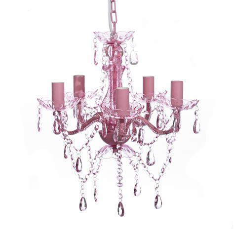 rosa kronleuchter der acryl kronleuchter rosa pink shop vidaxl de