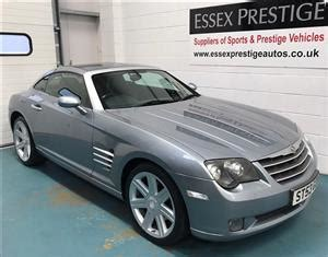 electronic stability control 2008 chrysler crossfire auto manual used chrysler crossfire cars for sale with pistonheads