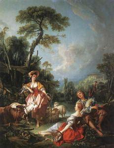 canapé pompadour galleria fran 231 ois boucher 1703 1770 il