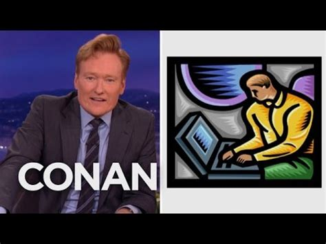 Sweater Conan conan s sweater gets stolen conan on tbs doovi