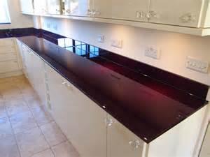 Kitchen Sinks Designs glass kitchen worktops from modern glass london