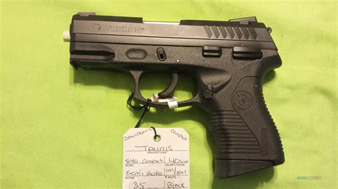 Taurus Pt 840 40s W taurus pt840 840 40s w 40 compact 15 11rd 3 5 quot for sale