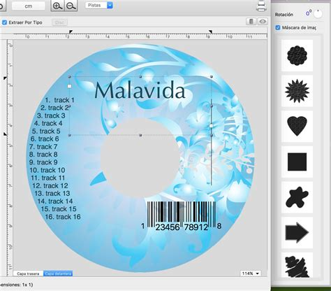 cd label template mac mac cd dvd label maker 2 4 4 free