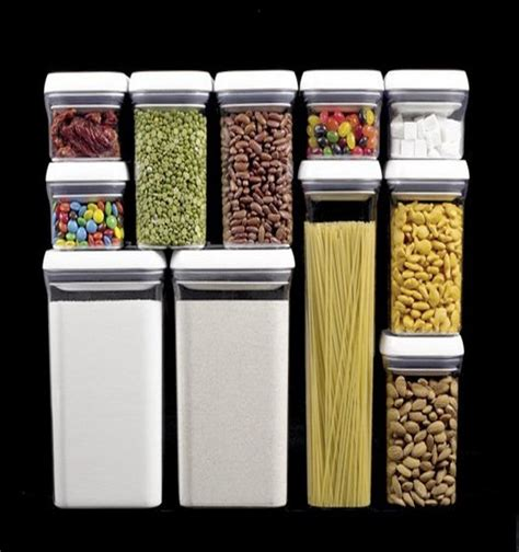 Best Food Storage Containers For Pantry by Food Storage Ideas Pantry Home Design Ideas