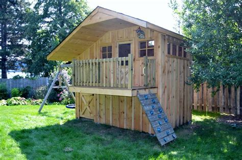 Play Sheds by Play House Shed By Adam Lumberjocks