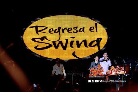 salserin con mucho swing concierto con mucho swing ex salserin 4 a son de salsa