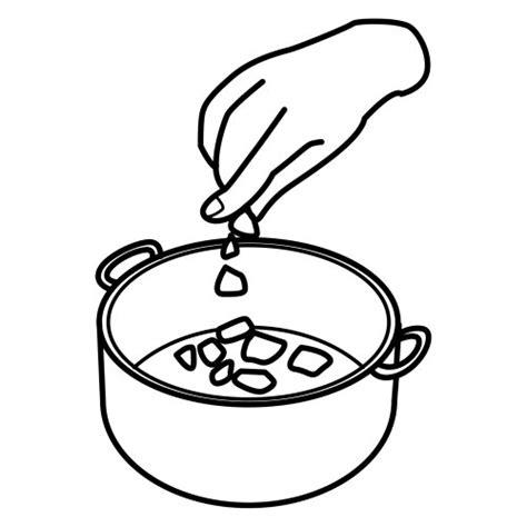 immagini cucinare disegni pittogrammi 12 disegni per bambini da stare e