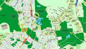 Park West Floor Plan bukit batok town park and bukit batok nature park a tale