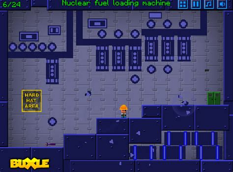 Gamingcloud Blindson Inspector Game Cat Christmas Game Walkthrough | inspector blindson platform games gamingcloud