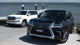 2016 toyota landcruiser and lexus lx570 review