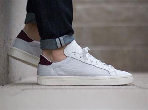 Sepatu Sneakers Adidas Originals Court Vantage Suede Black 25 best images about sneakers adidas court vantage on