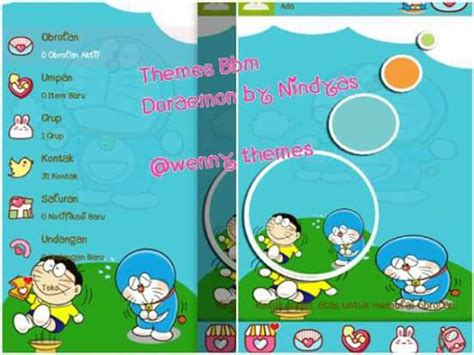 themes doraemon bbm cute blackberry themes and fonts cute blackberry android