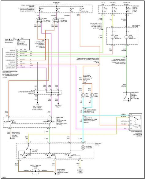 enchanting 2001 dodge neon wiring diagram pictures best image