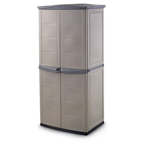 Vertical Storage Shed by Keter 174 Vertical Storage Shed 120821 Yard Garden At