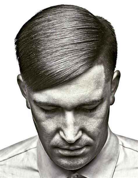 modern combover with no product comb over hairstyle product hair