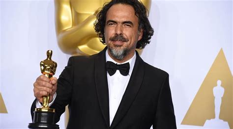 directors who won an oscar oscar 2016 winner alejandro gonzalez inarritu makes oscar