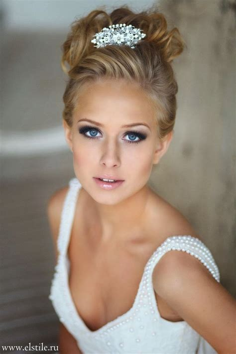 Best 25  Wedding makeup blonde ideas on Pinterest   Bridal