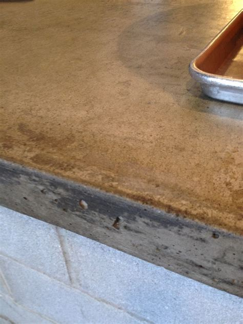 diy concrete countertops studio design gallery