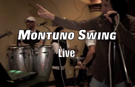 Montuno Swing Salsa By The Bay