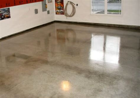 the benefits of acrylic garage floor sealers all garage