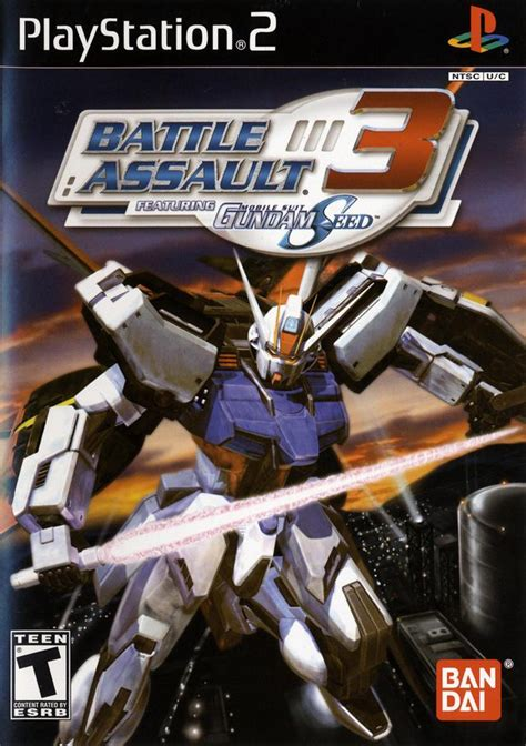 emuparadise urban reign battle assault 3 featuring gundam seed box shot for