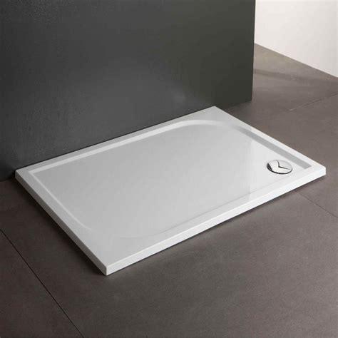 piatti doccia 80x100 piatto doccia 80x100 cm in resina a filo pavimento kv store