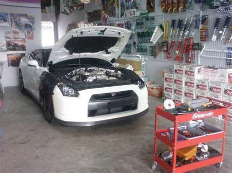 Exhaust System Kuching Nissan Skyline Gtr 35 Lohmotorsport S Kuching