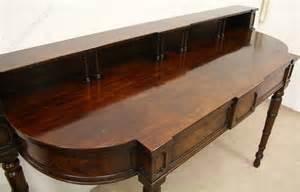 mahogany buffet table scottish mahogany sideboard serving table antiques atlas