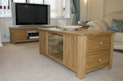 Nevada Coffee Table Tv Unit With Cd Dvd Storage Audio Coffee Table Dvd Storage