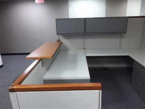 Steelcase Avenir Reception Workstation Conklin Office Steelcase Reception Desk