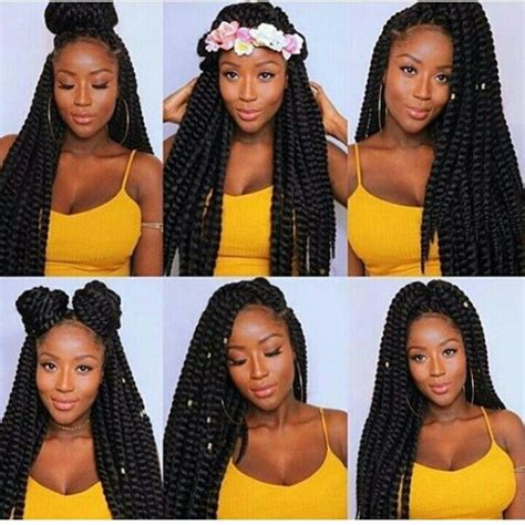 how to put differnt styles with braids ty zillions 320 best braids images on pinterest african hairstyles