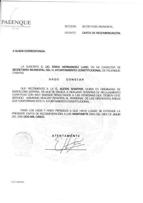 ejemplos de cartas para inmigracion ejemplos de carta de recomendacion para la imigracion i
