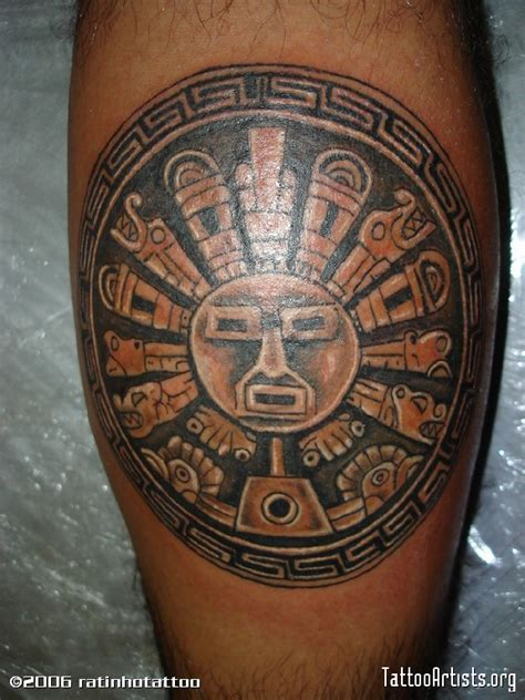 inca tattoo incas