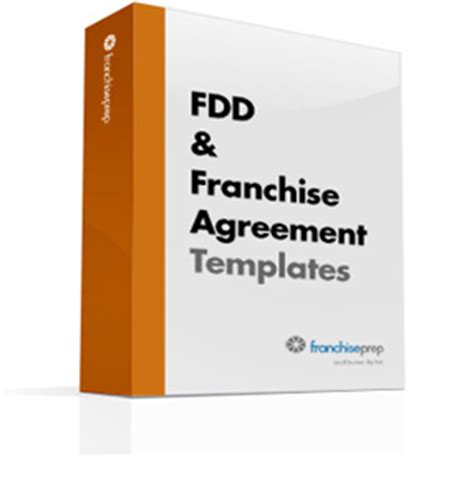 Franchise Disclosure Document Template Franchise Agreement Franchise Disclosure Document Template Free