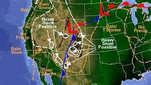 southern california weather map a few more showers ahead before leaves san diego