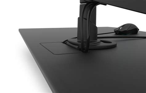 gaming laptop desk evodesk gaming desk is changing the evodesk