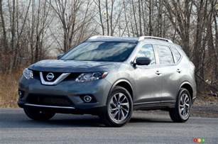 Nissan Rogure The 2016 Nissan Rogue Keeps Families Happy Car
