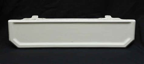 White Porcelain Bathroom Shelf Olde Good Things Porcelain Bathroom Shelves