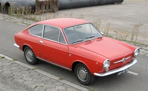 fiat 850s 1966 71 fiat 850s sport coupe italian mouse bred