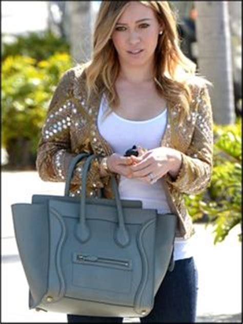 Other Designers Hilary Duff With Designer Travel Bags by 1000 Images About Bag Obsessions On