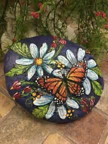 and easy garden ideas 40 easy garden and outdoor rock painting ideas