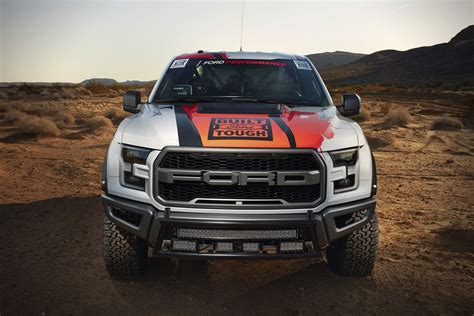 truck ford raptor 2017 ford f 150 raptor race truck hiconsumption