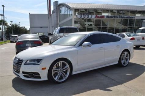 Certified Pre Owned Audi A7 by Buy Used 2013 Certified Pre Owned S7 Innovation Package