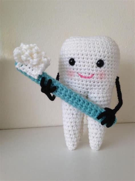 amigurumi tooth pattern 274 mejores im 225 genes sobre crochet en pinterest