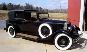 Rolls Royce 1930 1930 Rolls Royce Classic Cars