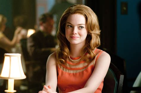 emma stone viola davis movie the help movie images emma stone viola davis collider