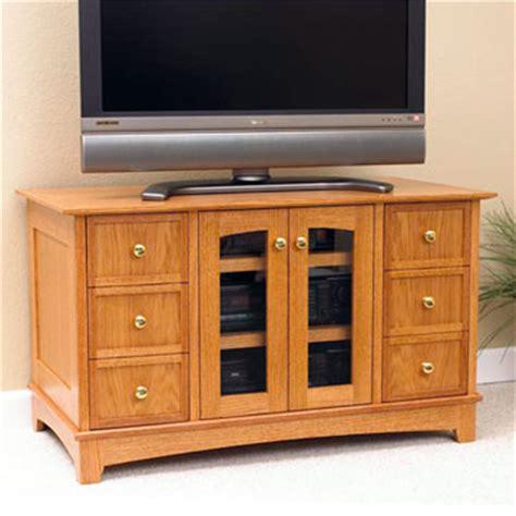 compact home entertainment center plan